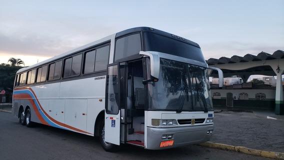 Busscar 360 Truck Volvo B12 Trazeiro 50lug 14metros Sem Ar