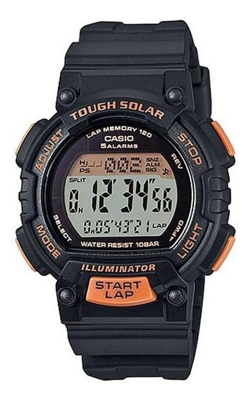 Relogio Casio Stl-s300 Solar Unissex Alarm Crono Luz Esporte