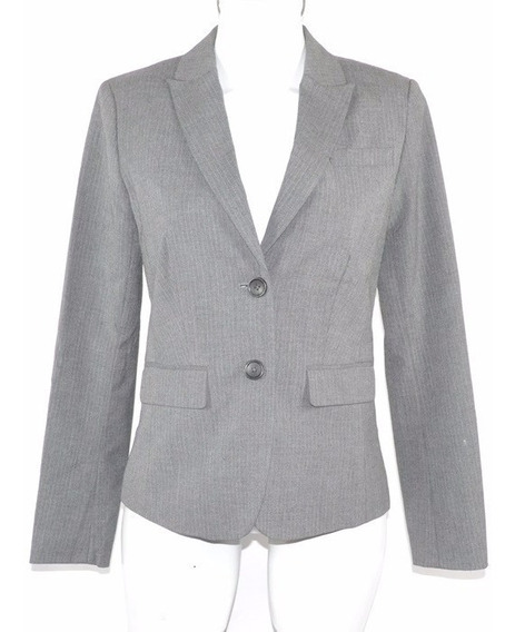 Banana Republic Saco Gris S Msrp $ 1,350