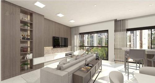 Apartamento Garden À Venda, 185 M² Por R$ 2.150.000,00 - Centro - Balneário Camboriú/sc - Gd0057