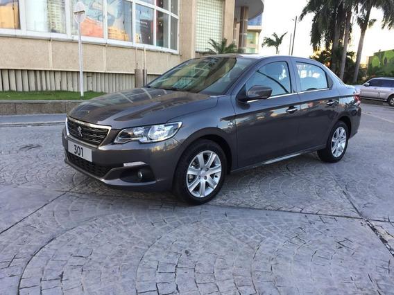 Peugeot 301 Allure Automático 1.6 2021
