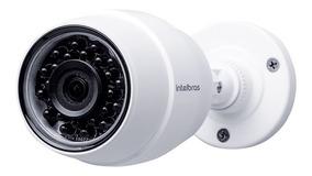Câmera De Segurança Externa Ip Wi-fi Hd Ic5 - Intelbras