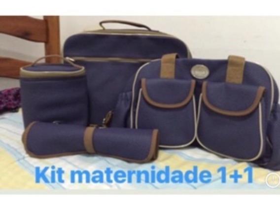 Kit De Bolsas De Maternidade Masculina Da Marca 1+1