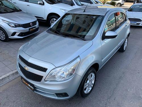 Imagem 1 de 10 de Chevrolet Agile 1.4 Mpfi Ltz 8v Flex 4p Manual