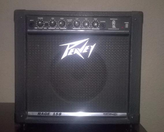 Amplificador Peavey Rage 158 15 W Transtube Americano !!!