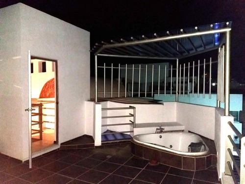 Casa Renta Milenio Ill 5 Rec 4 Baños Roof Garden Jacuzzi