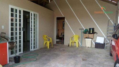 Imagem 1 de 16 de Casa À Venda, 160 M² Por R$ 245.000,00 - Maria Paula Esposito - Araçoiaba Da Serra/sp - Ca0255
