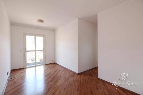 Imagem 1 de 29 de Apartamento Com 2 Dormitórios À Venda, 55 M² Por R$ 270.000,00 - Jaguaré - São Paulo/sp - Ap2046