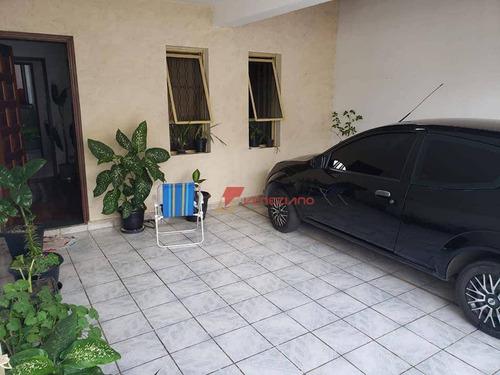 Imagem 1 de 14 de Casa À Venda Por R$ 330.000,00 - Jardim Monumento - Piracicaba/sp - Ca0810