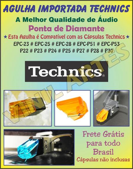 Agulha Technics Epc 23 Epc 24 Eps 25 Eps 30 P51 P24 P30 # X3