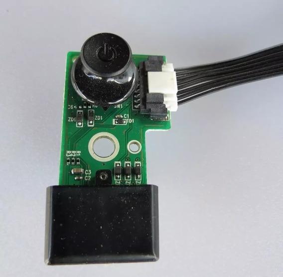 Teclado E Sensor Tv Samsung Un40h4200