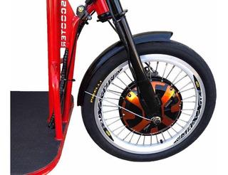 Triciclo Elétrico Scooter 2020 Modelo Novo