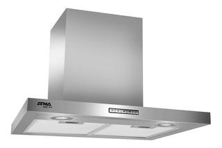 Atma Cca0060xm Campana Extractora De Cocina 60 Cm Luces Led