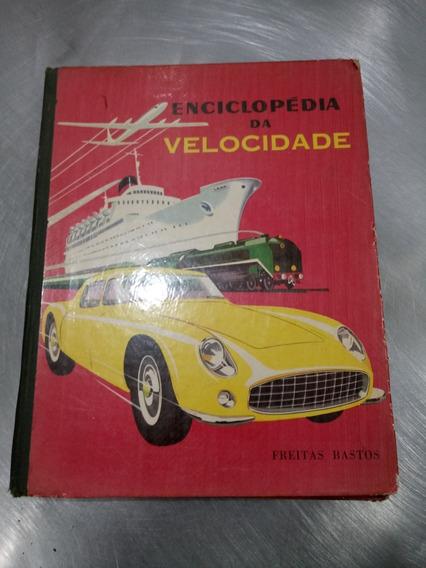 Livro Enciclopédia Da Velocidade