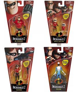 Muñecos Figura Articulada Los Increibles Disney Tv Oficial