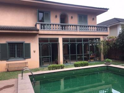 Casa Em Jardim Leonor, São Paulo/sp De 700m² 4 Quartos À Venda Por R$ 4.000.000,00 - Ca172063
