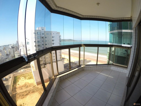 Apartamento Com 3 Quartos Para Temporada, 104 M² - Praia Do Morro - Guarapari/es - Ap2448