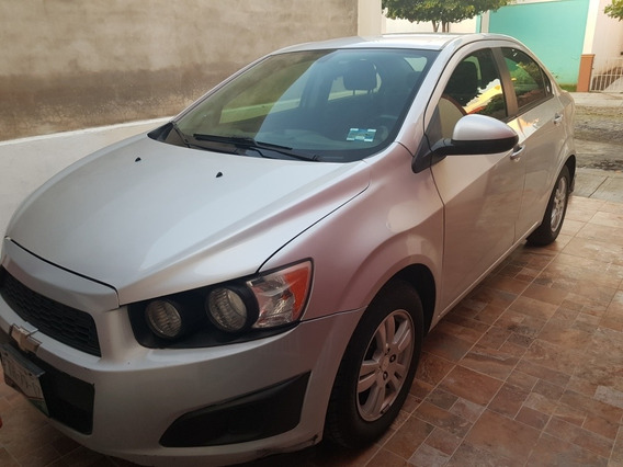 Chevrolet Sonic 1.6 Lt L4 Man At 2015