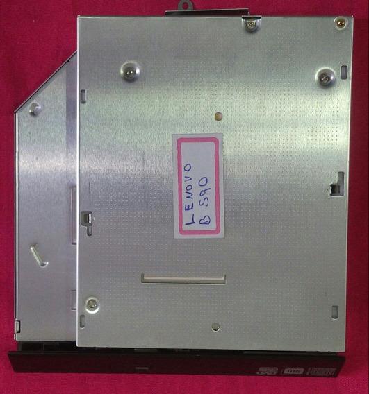 Gravador Dvd Modelo Gt50n Retirado Do Notebook Lenovo B590 !