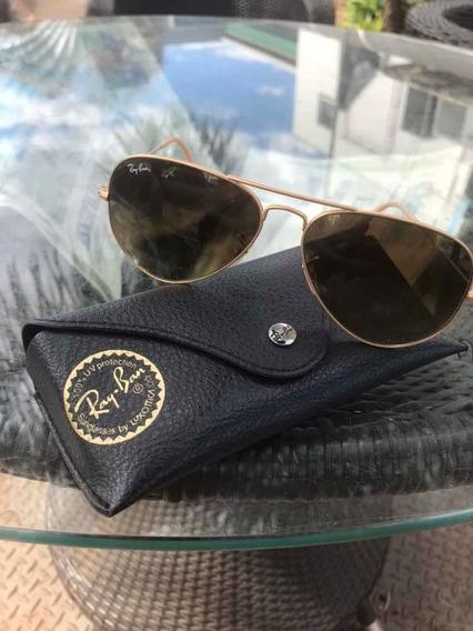 Óculos Ray Ban Aviador Original