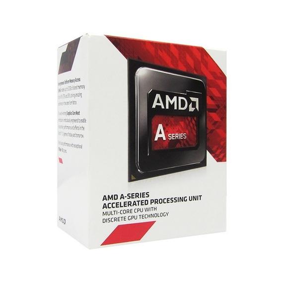 Processador Amd A6 7480 3.8ghz 1mb Radeon R5 Fm2+ 65w Novo