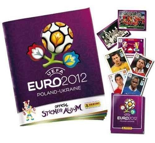 completa Tu Álbum 10 40 30 20 Panini euro 2012 Pegatinas 50 disponibles