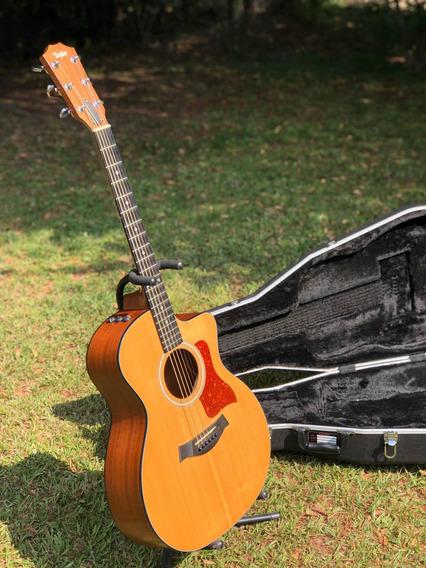 Guitarra Taylor 114ce Electro-acústica + Estuche Rígido