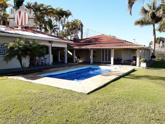 Chácara À Venda, 1300 M² Por R$ 450.000 - Zona Rural - Pinhalzinho/sp - Ch0494