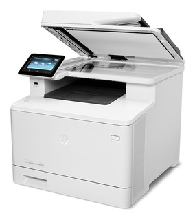 # Impresora Mfl Hp M477fdw Color Wifi E Print