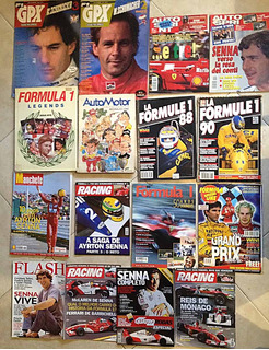Revistas,jornais E Livros De F - 80