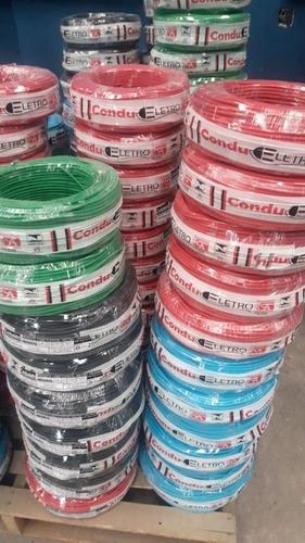 Imagem 1 de 4 de Fios Elétricos Todos Os Tipos De Fio 1.5 A10mm A Partir 130