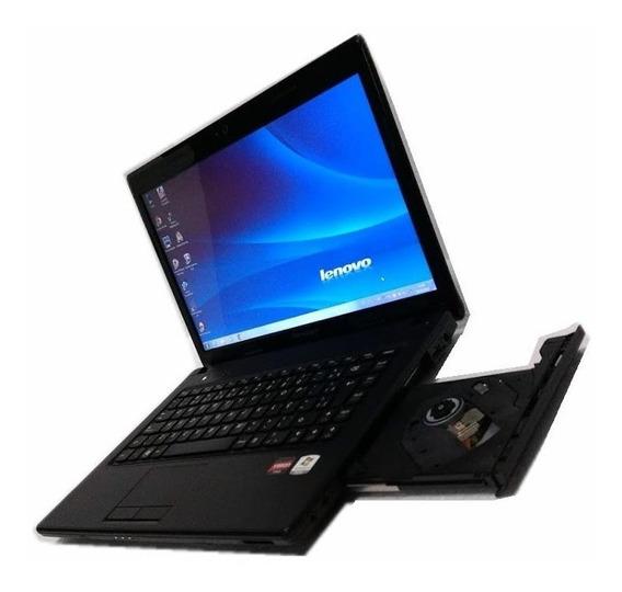 Notebook Lenovo G475 Amd Vision Completo Com Windows