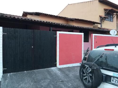 Bela Casa Em Condomínio Na Aldeia Da Prata, Itaboraí !!!