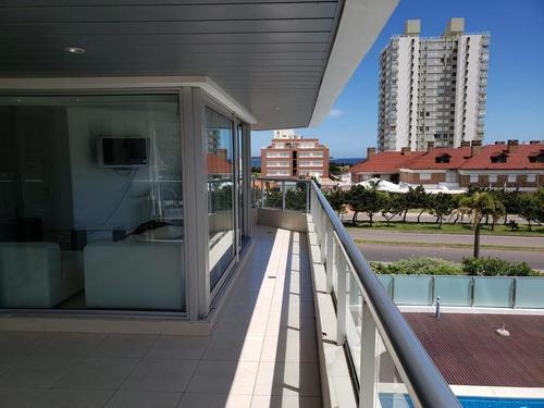 Alquiler Y Venta Apartamento 3 Dormitorios Y Dependencia Punta Del Este