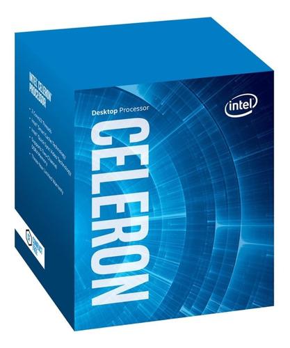 Processador Intel Celeron G5905 BX80701G5905 de 2 núcleos e 3.5GHz de frequência com gráfica integrada