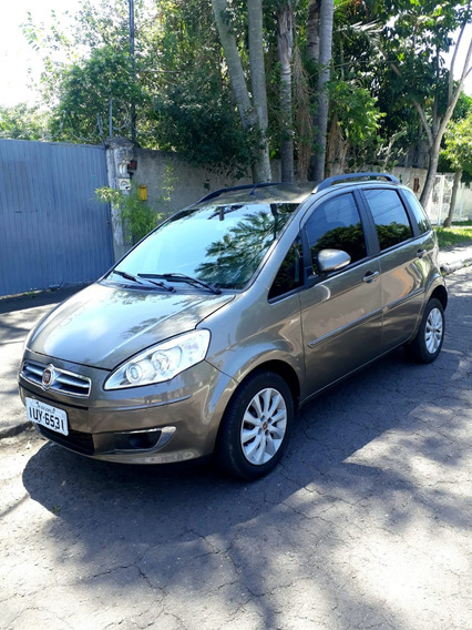 Fiat Idea 1.4 Attractive Flex 5p 2014