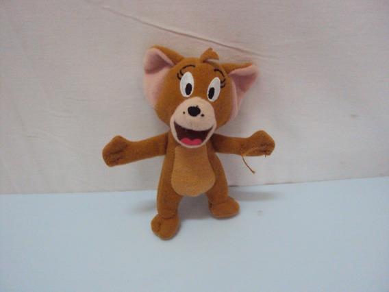 Pelucia Rato Jerry De Tom & Jerry Tamanho 12cm