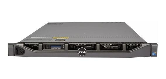 Servidor Dell Poweredge R610 2 Six-core X5650 128gb