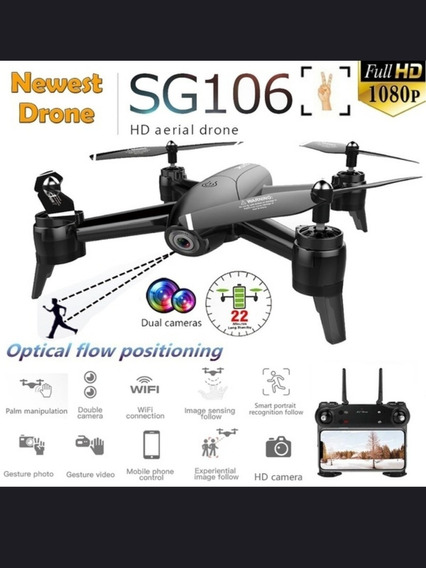 Drone Sg106 Fly Time