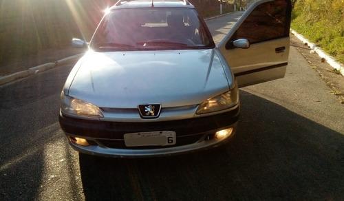 Peugeot 306 1.8 16v Ano 99 - Original E Bem Conservado