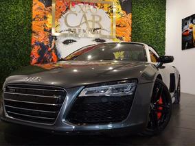 Audi R8 Spyder V10 2014