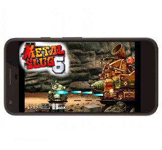 Metal Slug X 1 2 3 4 5 Y 6 Neo Geo Arcade Coleccion Android