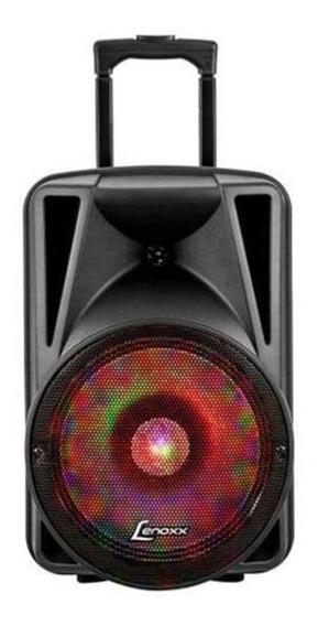 Caixa Amplificada Lenoxx Com 280 Watts E Bluetooth / Ca 340