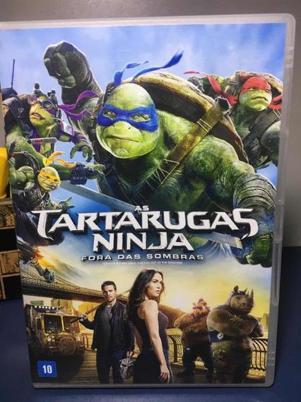 As Tartarugas Mutantes Ninja - Dvd Original - Rf1