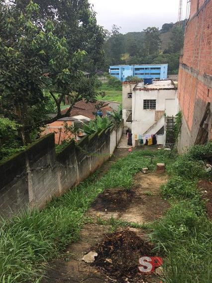 Terreno Para Venda Por R$125.000,00 - Cidade Recreio Da Borda Do Campo, Santo André / Sp - Bdi17829