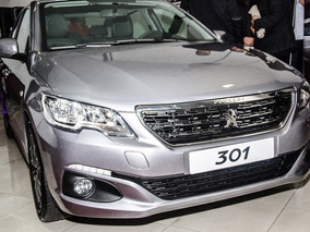 Peugeot 301 0km Todas Las Versiones 2018 Precios