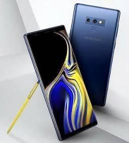 Samsung Note 9 Con Todos Sus Accesorios