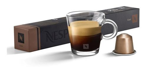 Cápsulas De Café Nespresso Cosi - 10 Cápsulas