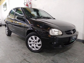Corsa Classic 1.0 Life Flex Power 2007 Preto