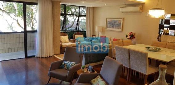Apartamento Com 3 Dormitórios À Venda, 183 M² Por R$ 800.000,00 - Pompéia - Santos/sp - Ap7522